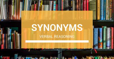 Synonym Quiz 01 - NTS Tests